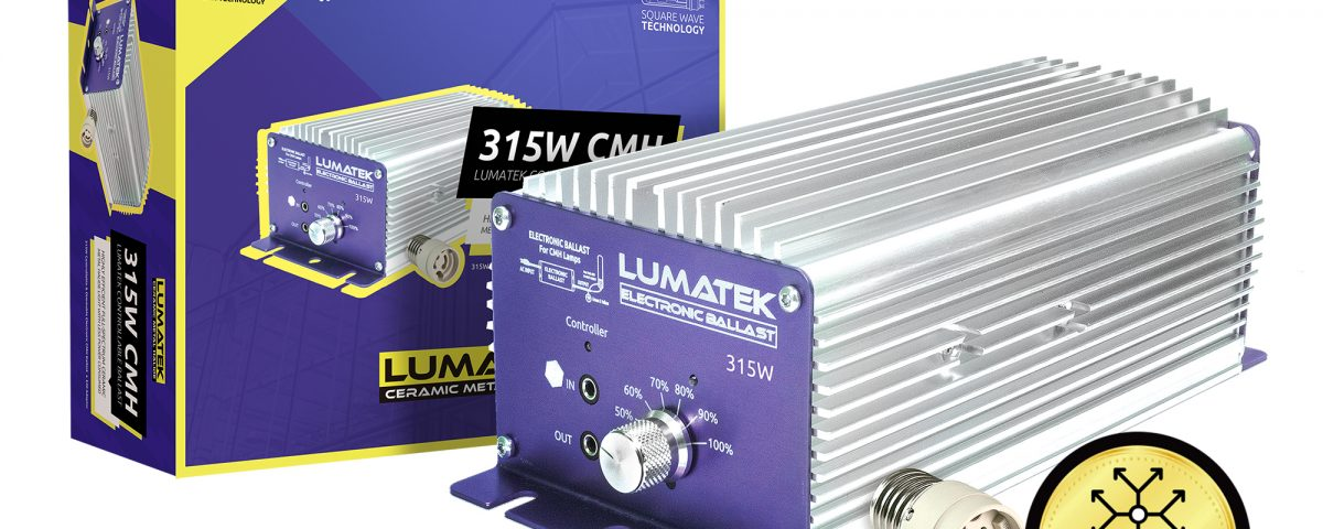 LUMATEK 315W CMH Controllable Cover