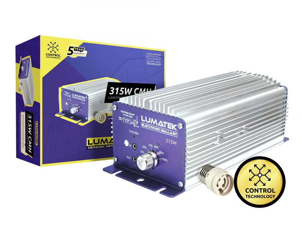 LUMATEK 315W CMH Controllable Cover