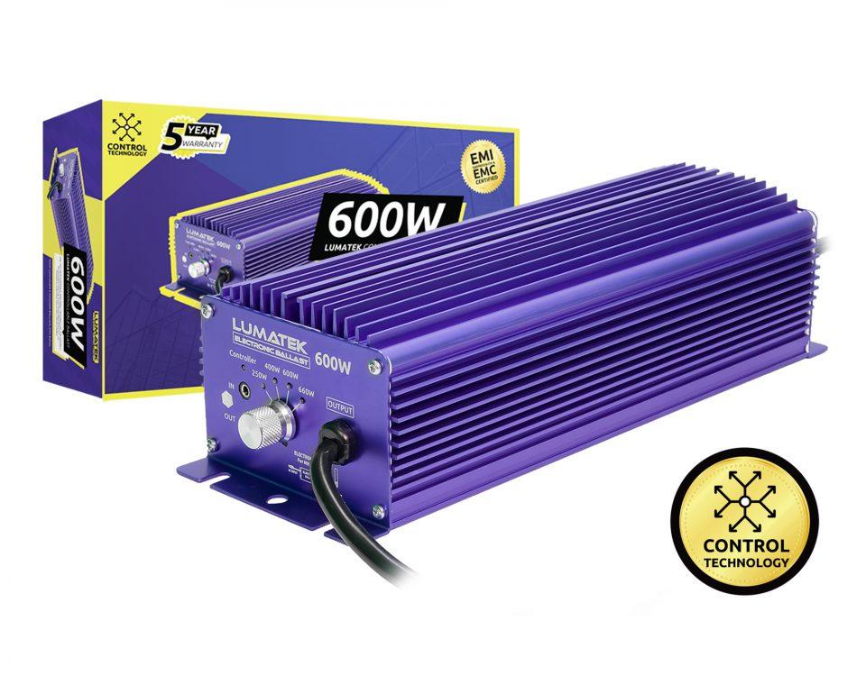 LUMATEK 600W 240V Controllable Cover