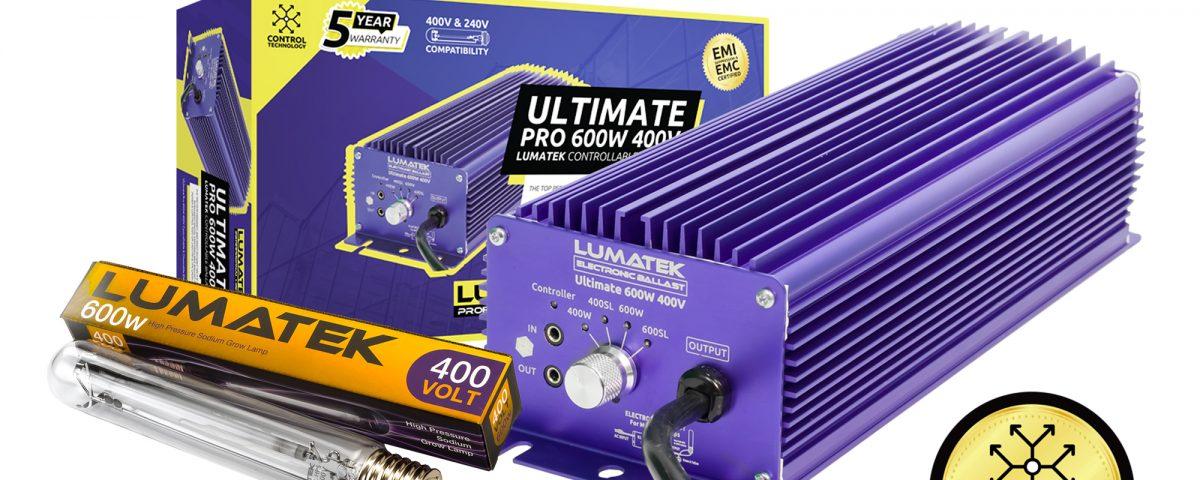 Lumatek 600W Ultimate Pro Kit Cover
