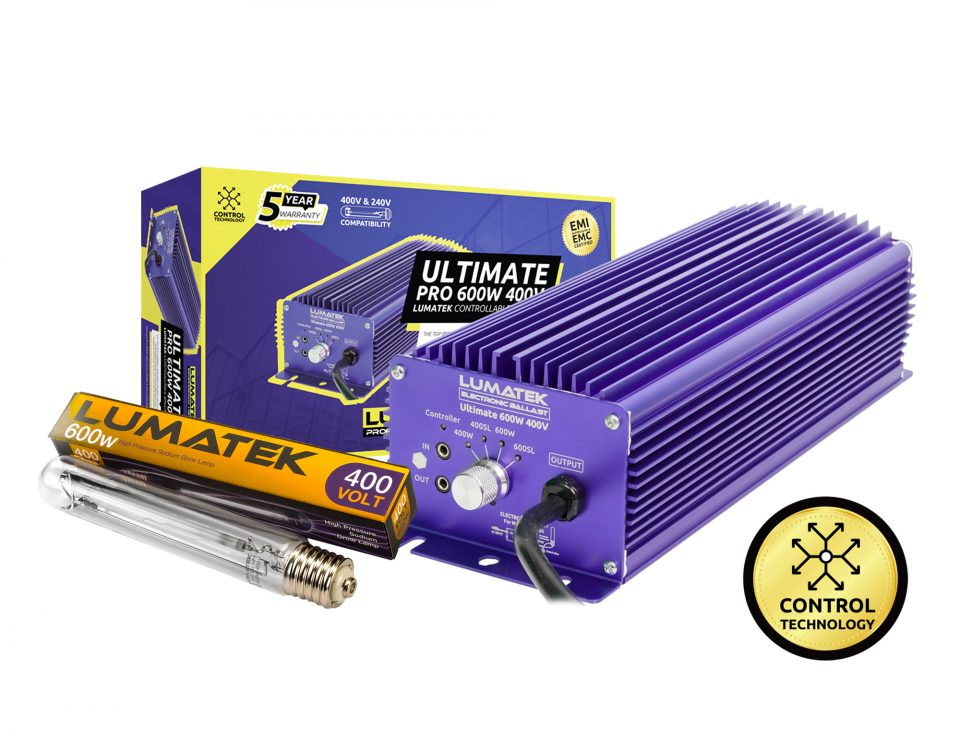 Lumatek 600W Ultimate Pro Kit Cover