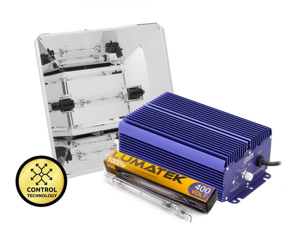 LUMATEK Tekken Pro 1000W DE Full Kit Cover