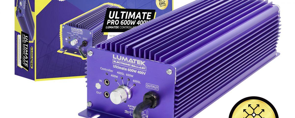 LUMATEK Ultimate Pro 600W Controllable Cover
