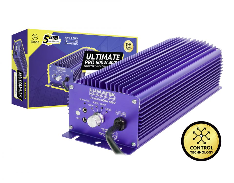 LUMATEK Ultimate Pro 600W Controllable Cover