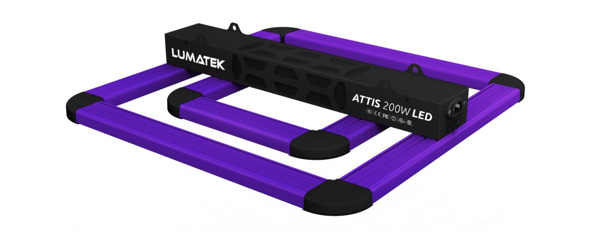 Led Product: Lumatek Attis 200W