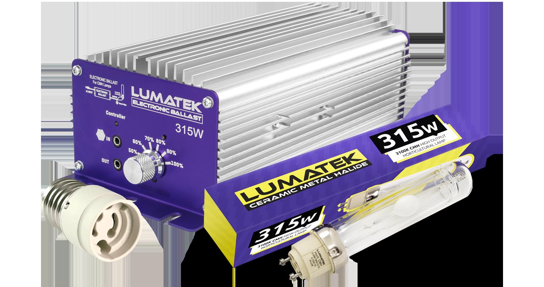 315W CMH Kit Controllable - Lumatek Kits & Full Kits