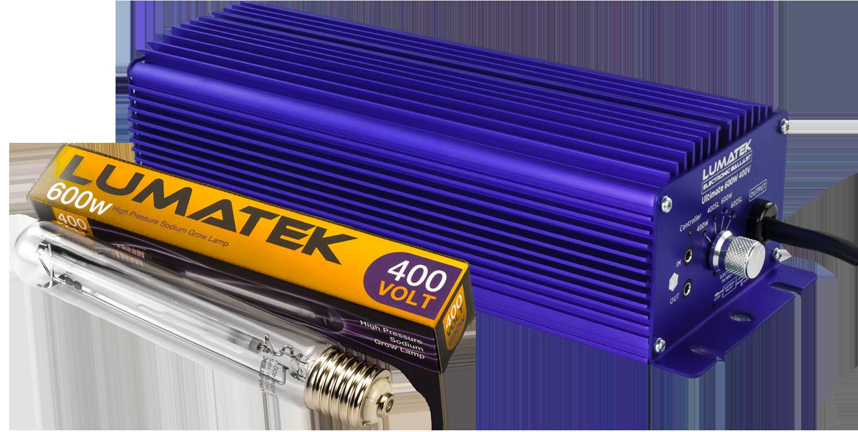 Ultimate Pro 600W 400V Kit - Ultimate Pro 600