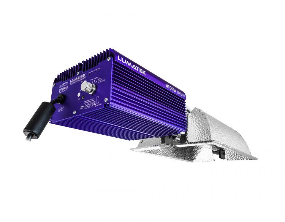 Led Product: Lumatek Utopia 1000W DE CMH/HPS 400V
