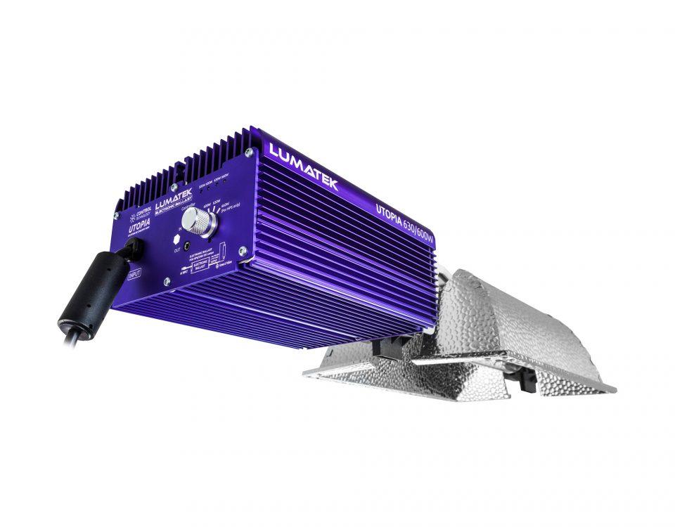 Led Product: Lumatek Utopia 630W/600W DE CMH/HPS 400V