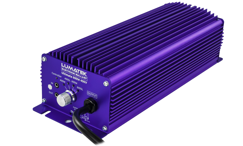 Lumatek Ultimate 600w 400w Controllable Ballast