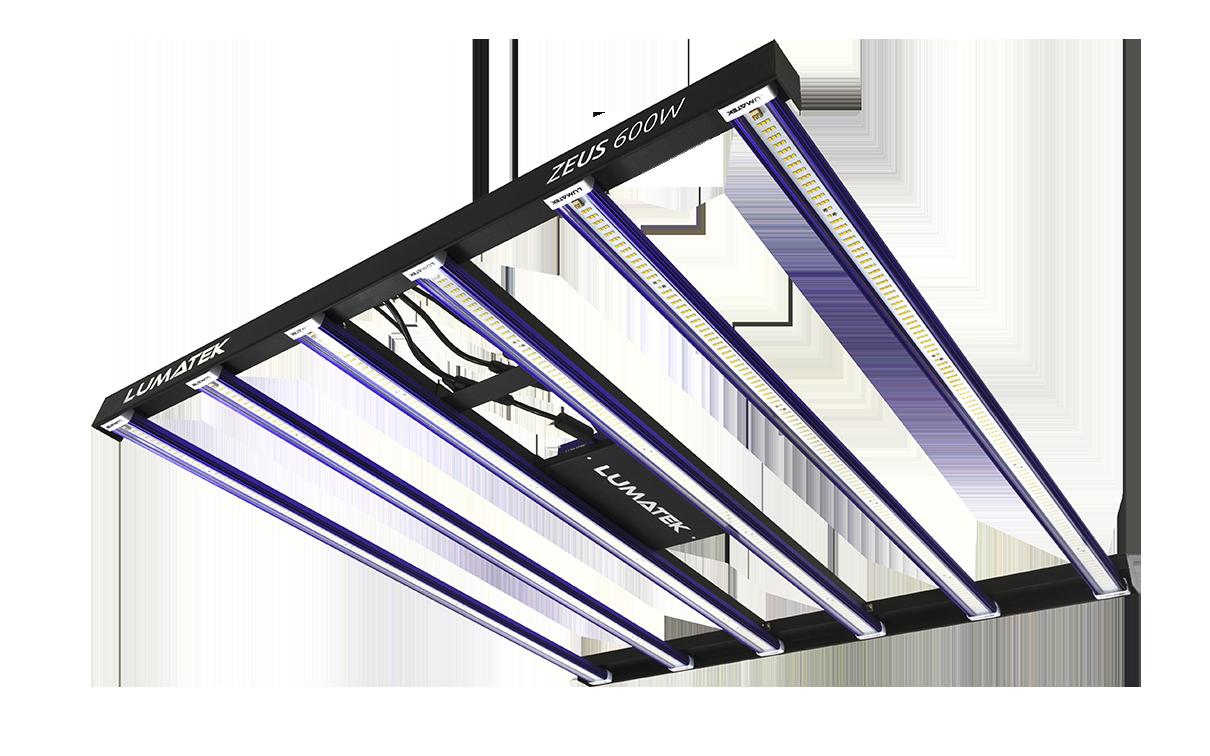 Lumatek Zeus 600w LED - LED Zeus - Zeus 600